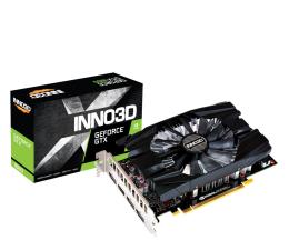 Karta graficzna NVIDIA Inno3D GeForce GTX 1660 Compact X1 6GB GDDR5