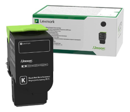 Toner do drukarki Lexmark C252UK0 black 8000str.