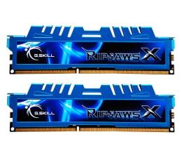 Pamięć RAM DDR3 G.SKILL 16GB (2x8GB) 2400MHz CL11 RipjawsX