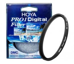 Filtr fotograficzny Hoya UV Pro1D 62 mm