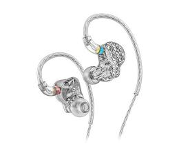 Słuchawki przewodowe FiiO FA9 Srebrny