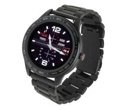 Smartwatch Garett Men 3S czarny (stalowy)