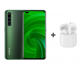 Smartfon / Telefon Realme X50 PRO Moss Green 8+128GB 5G 90Hz + Neo