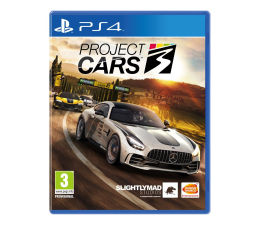 Gra na PlayStation 4 PlayStation Project Cars 3