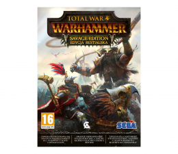 Gra na PC PC Total War: Warhammer - Savage Edition