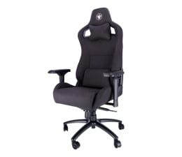 Fotel gamingowy Silver Monkey SMG-800 (Czarny) Tkanina