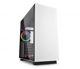 Obudowa do komputera Sharkoon PURE STEEL White RGB