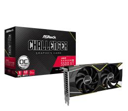 Karta graficzna AMD ASRock Radeon RX 5500 XT Challenger D OC 8GB GDDR6