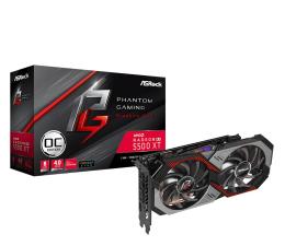 Karta graficzna AMD ASRock Radeon RX 5500 XT Phantom Gaming D OC 8GB GDDR6