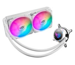 Chłodzenie procesora ASUS ROG STRIX LC 240 RGB White Edition 2x120mm