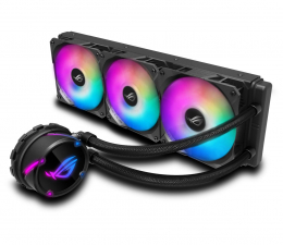 Chłodzenie procesora ASUS ROG STRIX LC 360 RGB 3x120mm