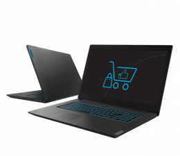 "Notebook / Laptop 17,3"" Lenovo IdeaPad L340-17 i7-9750HF/16GB/512 GTX1650"