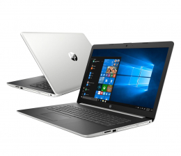 "Notebook / Laptop 17,3"" HP 17 Ryzen 5-3500/8GB/256/Win10 FHD"