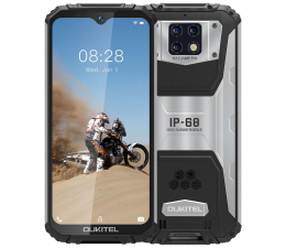 Smartfon / Telefon OUKITEL WP6 6/128GB 10000mAh czarny