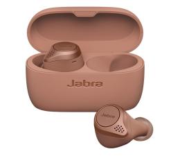 Słuchawki bezprzewodowe Jabra Elite 75t active ceglane