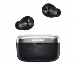 Słuchawki bezprzewodowe Bluedio Fi Czarny