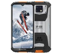 Smartfon / Telefon OUKITEL WP6 Lite 4/128GB 10000mAh pomarańczowy