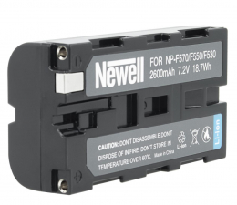 Akumulator do aparatu Newell Akumulator Zamiennik NP-F570