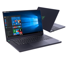 "Notebook / Laptop 15,6"" Razer Blade 15 i7-10750H/16GB/512/Win10 RTX2070 144Hz"