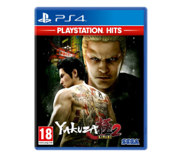 Gra na PlayStation 4 PlayStation Yakuza Kiwami 2 - PLAYSTATION HITS