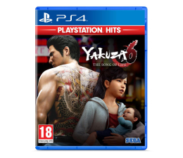 Gra na PlayStation 4 PlayStation Yakuza 6: The Song of Life - PLAYSTATION HITS