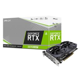 Karta graficzna NVIDIA PNY GeForce RTX 2070 SUPER MINI 8GB GDDR6
