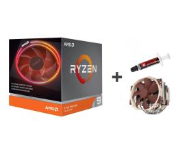 Chłodzenie procesora Noctua Ryzen 9 3900X + NH-D15 + Kryonaut