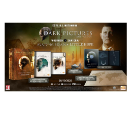 Gra na PlayStation 4 PlayStation The Dark Pictures: Volume 1 - Limited Edition