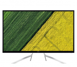 "Monitor LED 32"" i większy Acer ET322QKWMIIPX biały HDR"