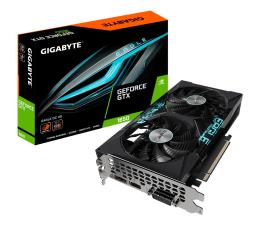 Karta graficzna NVIDIA Gigabyte GeForce GTX 1650 D6 EAGLE OC 4GB GDDR6