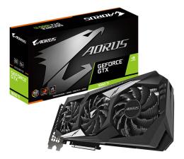 Karta graficzna NVIDIA Gigabyte GeForce GTX 1660Ti Aorus 6GB GDDR6