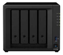 Dysk sieciowy NAS / macierz Synology DS920+ (4xHDD, 2xM.2, 4x2-2,7GHz, 4GB, 2xLAN)