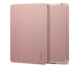 Etui na tablet Spigen Urban Fit do iPad (8. generacji) różowo-złoty