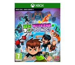 Gra na Xbox One Xbox Ben 10: Wyprawa po moc!
