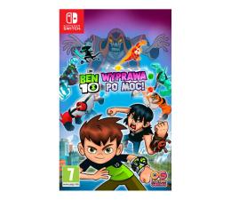 Gra na Switch Switch Ben 10: Wyprawa po moc!