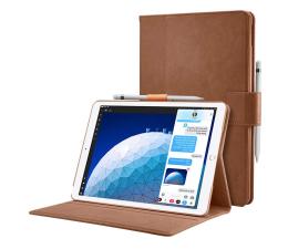 Etui na tablet Spigen Stand Folio do iPad Air 3 generacji brązowy