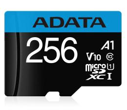 Karta pamięci microSD ADATA 256GB microSDHC Premier 100MB/s A1 V10 C10 UHS-I