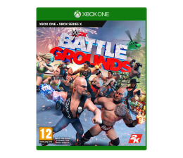 Gra na Xbox One Xbox WWE Battlegrounds