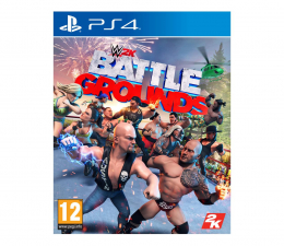 Gra na PlayStation 4 PlayStation WWE Battlegrounds