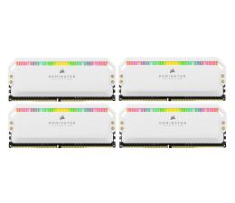 Pamięć RAM DDR4 Corsair 32GB (4x8GB) 3600MHz CL18 Dominator Platinum RGB
