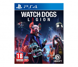 Gra na PlayStation 4 PlayStation Watch Dogs Legion