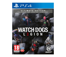 Gra na PlayStation 4 PlayStation Watch Dogs Legion Ultimate Edition