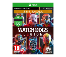 Gra na Xbox One Xbox Watch Dogs Legion Gold