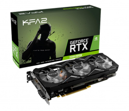 Karta graficzna NVIDIA KFA2 GeForce RTX 2060 SUPER Gamer 1-Click OC 8GB GDDR6