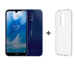 Smartfon / Telefon Nokia 4.2 Dual SIM 3/32GB niebieski + etui
