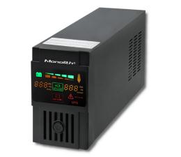 Zasilacz awaryjny (UPS) Qoltec Monolith (400VA/240W, FR, Schuko, LCD)