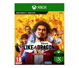 Gra na Xbox One Xbox Yakuza: Like a Dragon (Day Ichi Steelbook Edition)