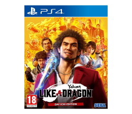Gra na PlayStation 4 PlayStation Yakuza: Like a Dragon (Day Ichi Steelbook Edition)