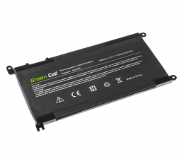 Bateria do laptopa Green Cell Bateria WDX0R do Dell