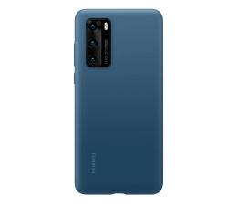Etui / obudowa na smartfona Huawei Plecki silikonowe Huawei do P40 jasno niebieskie